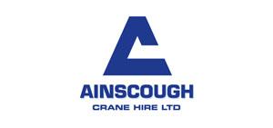 Ainscough cranes logo